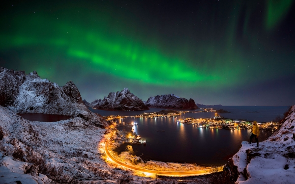Lofoten Islands. 13-19.01.2020